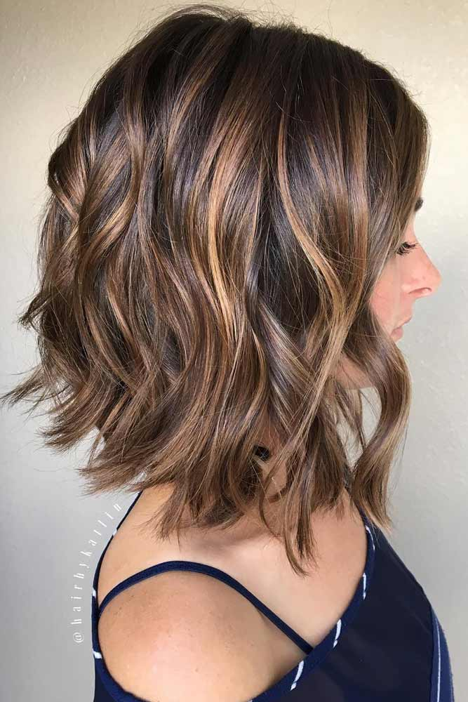 Short Hairstyles for Wavy Hair picture1