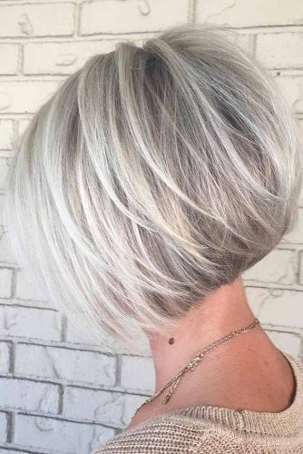 Blonde Short Layered Hairstyles picture1