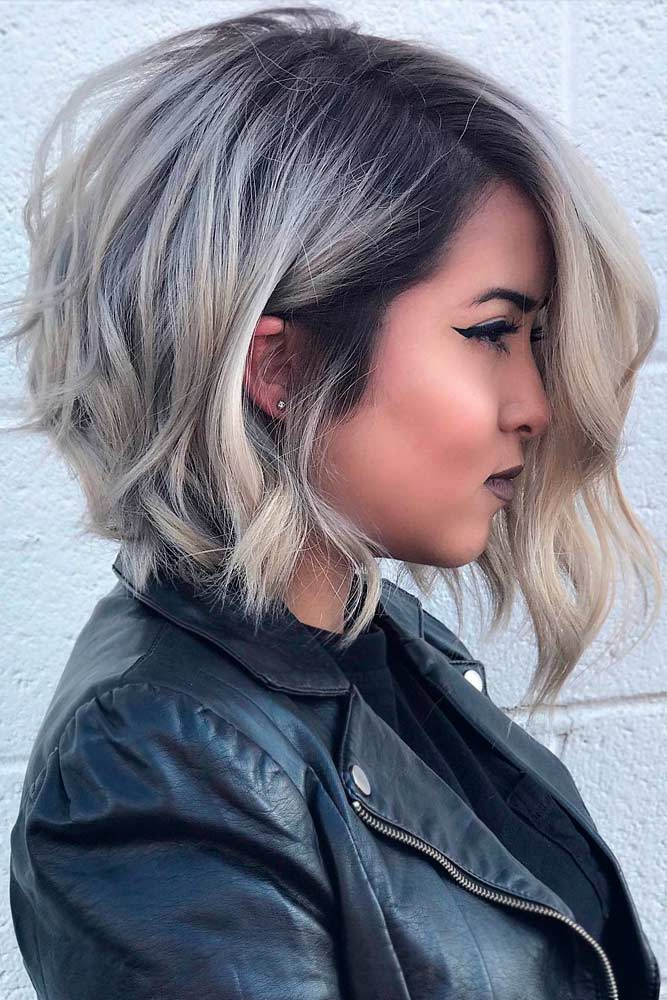 Wavy Hairstyles Short Hair 48