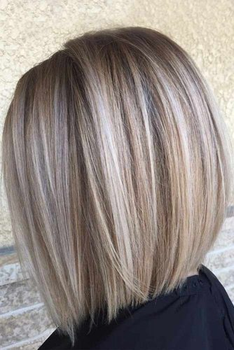 Cool Layered Bob Hairstyles picture1