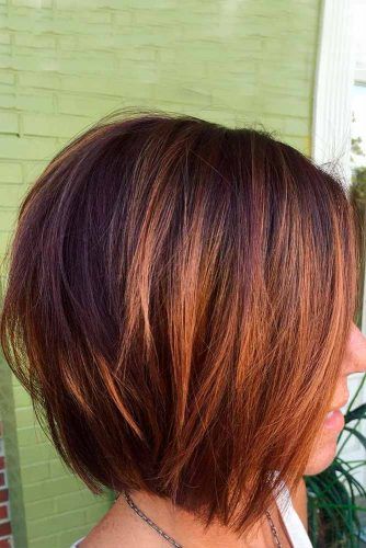 Cool Layered Bob Hairstyles picture2