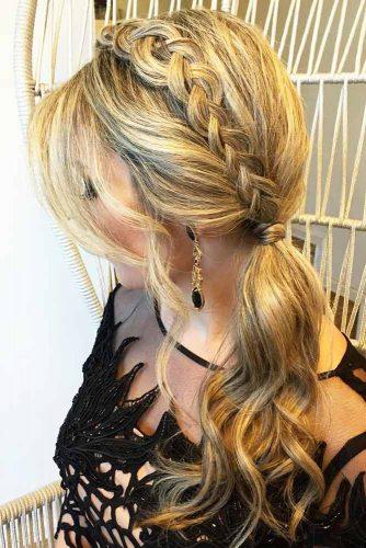 Unique Ponytail Braid Styles picture 3