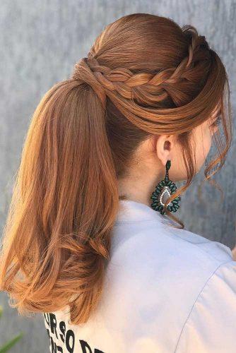 Unique Ponytail Braid Styles picture 1