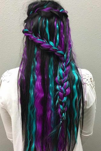 Hairstyles with Interesting Braids picture3