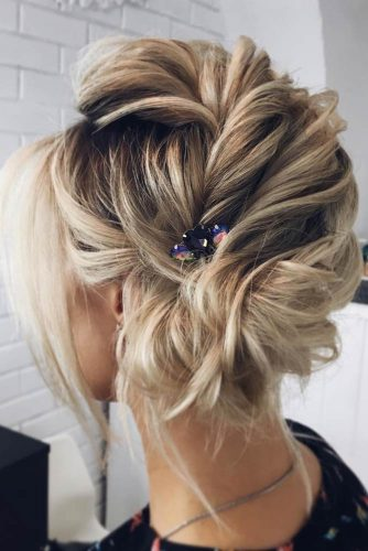 Romantic Updos Hairstyles picture1