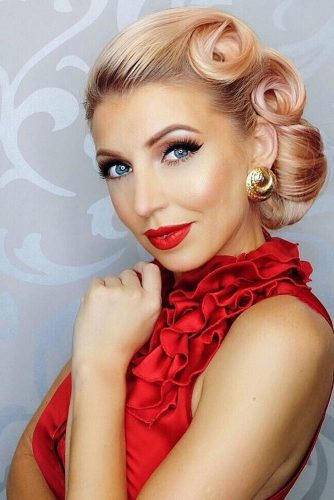 Cute Easy Hairstyles for Prom Night picture1