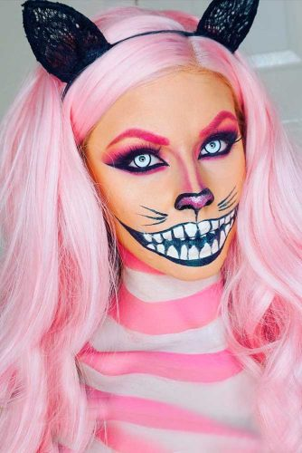 Sweet Halloween Hairstyle Ideas picture1