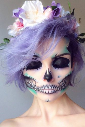 Halloween Hairstyles with Fantastic Accessories picture 2