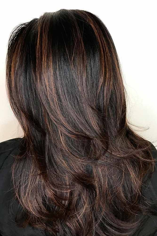 Long Layered Cut