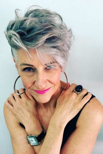 80+ Hot Hairstyles For Women Over 50 | LoveHairStyles.com