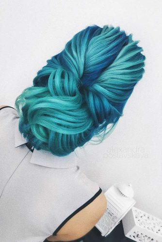 Some Ideas for Colorful Hair picture3