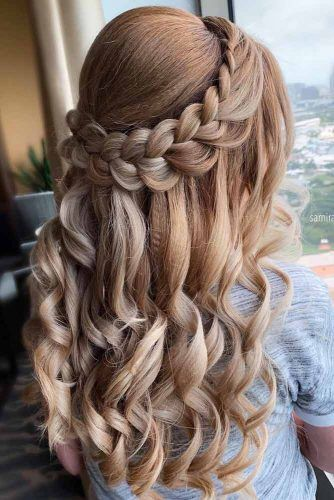 24 Homecoming Hair Styles You Will Not Resist