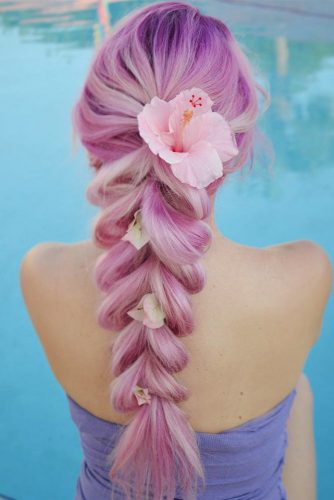 Some Ideas for Colorful Hair picture2