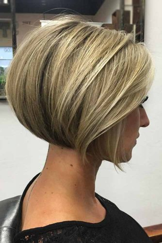 Straight Short Bob Haircut #shorthaircuts #shorthairstyles #shortbob