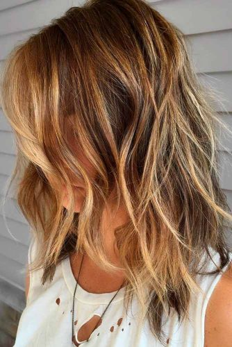 Cool and Trendy Layered Hair picture3