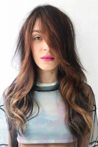 Medium Layered Hair picture2