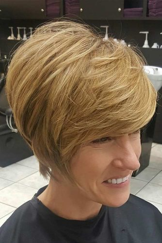 Beautiful Asymmetric Bob