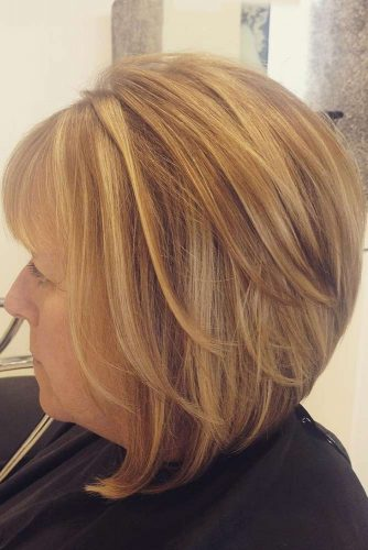 Chic Classic Bob Hairstyle