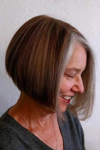 Cute Straight Haircut
