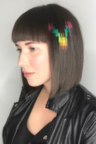 Brunette Bob Haircuts picture2