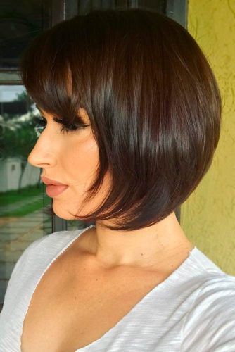 Brunette Bob Haircuts picture1