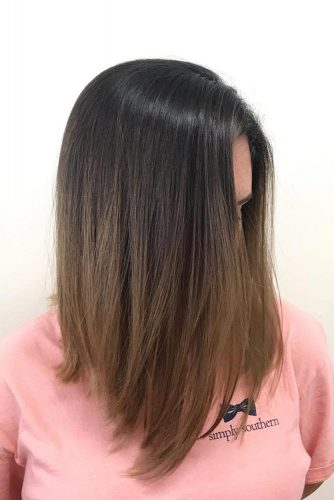 Melty Chocolate Hair Color