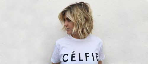 Stylish A Line Haircut for Your New Look