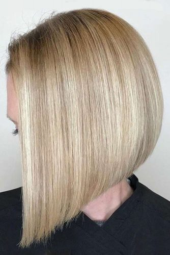 Sleek A Line Haircuts picture2