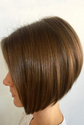 Sleek A Line Haircuts picture3