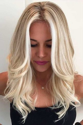 Platinum Blonde Hair picture1
