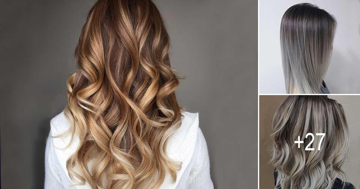 cute haircuts and colors for long hair 30 balayage hair colors you cannot resist lovehairstyles 5729 | stylish cute hair colors long blonde brown layered ombre top photo fb