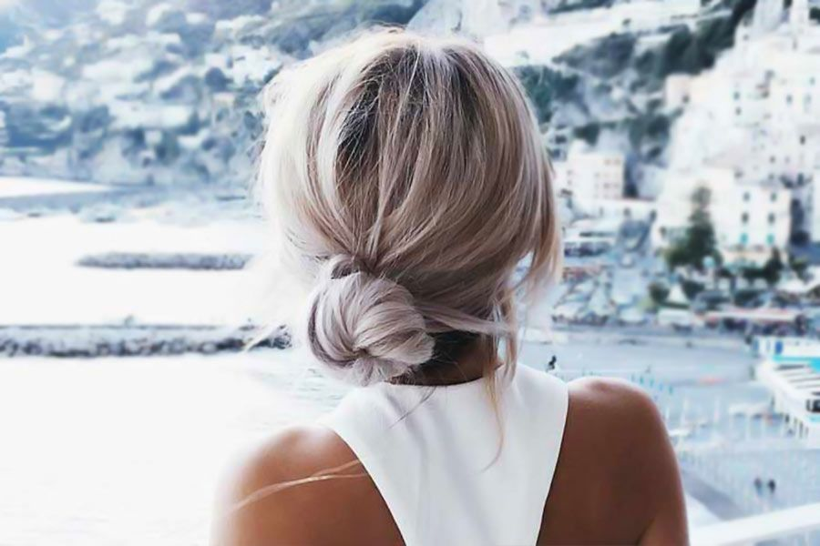 Ideas of Long Hair Updos for Your Next Glam Event