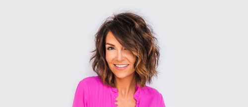 24 New Ways To Style Your Long Bob Haircut With Bangs This Fall