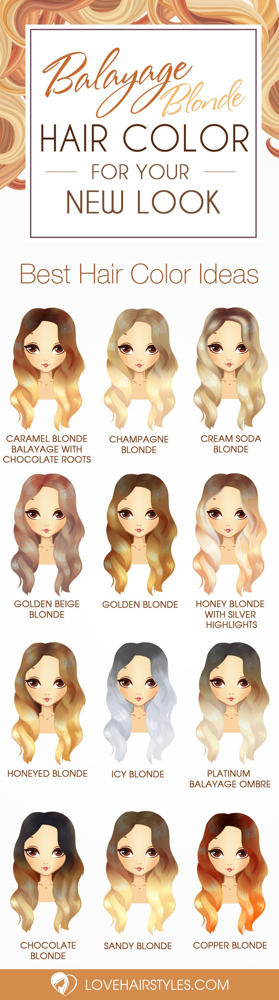 Fresh Ideas Of Blonde Balayage For You To Be Trendy In 2020