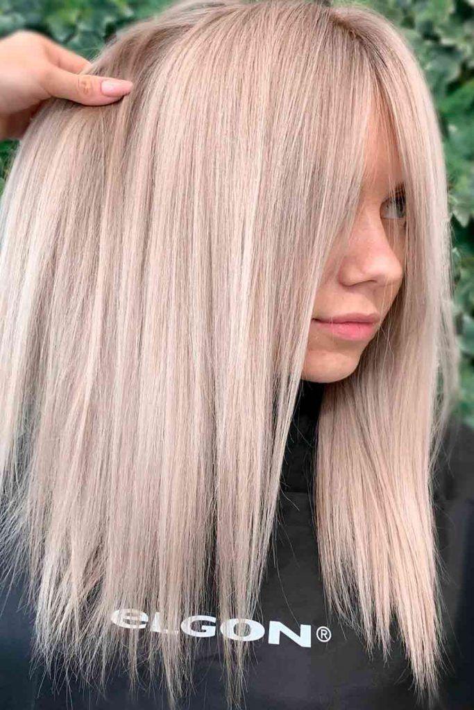 Blonde To Bonde Balayage Hair Ideas  #hairstyles #dyehair