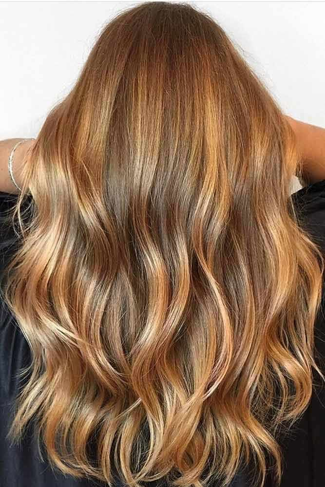 Honeyed Blonde Balayage #blondehair #balayage