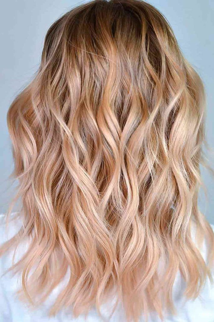 Light Brown And Blonde ombre #blondeombre #prettyhairstyles