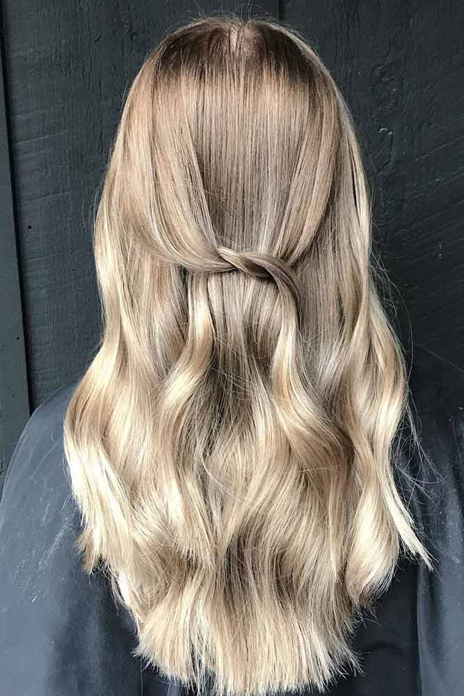 Sahara Beige to Cream Soda Balayage picture1