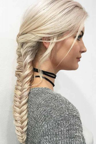 Different Ways to Look Special with a Fishtail Braid picture1
