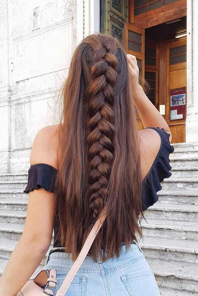 15 Braided Hairstyles For Long Hair To Your Exceptional Taste