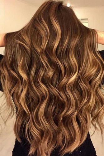 Beautiful Brown Tiger Hair Color