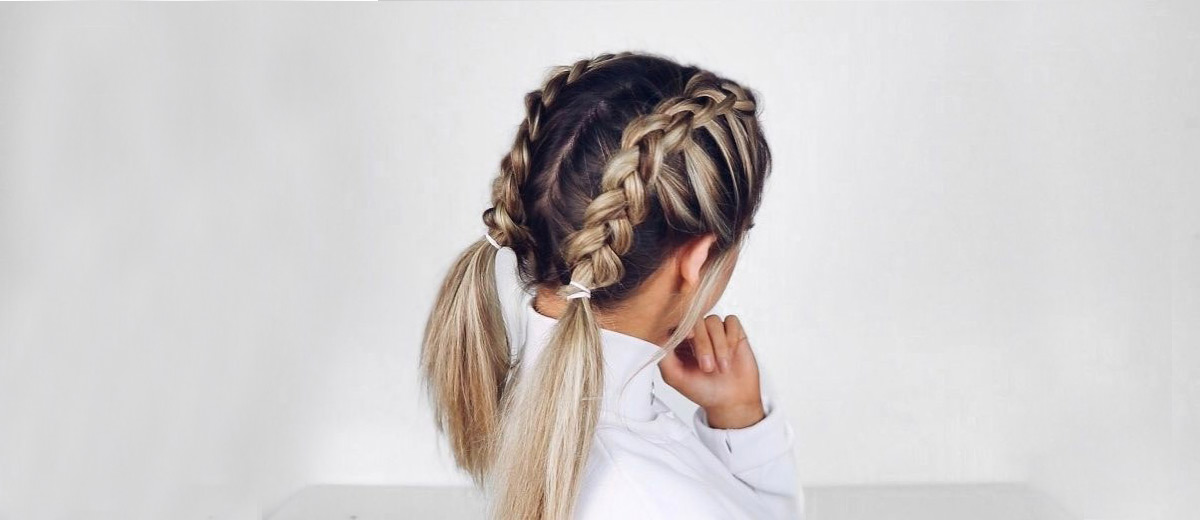 Cute Hair Styles With Braids: 10 Perfectly Easy Hairstyles For Medium Hair