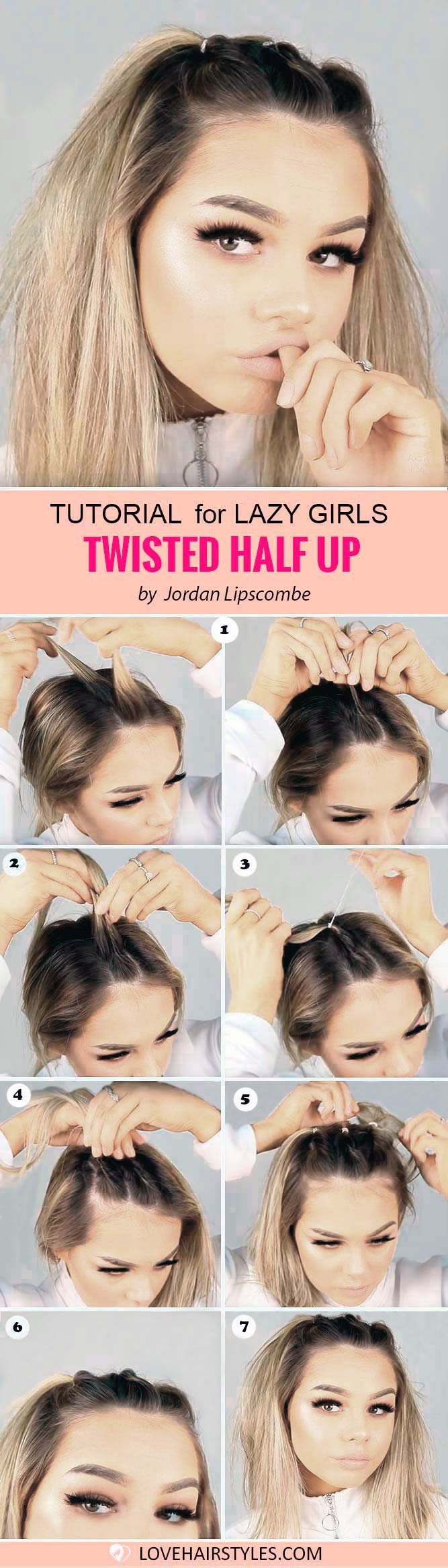 11 Perfectly Easy Hairstyles For Medium Hair  LoveHairStyles