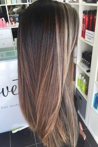Blonde Highlights for Long Hair