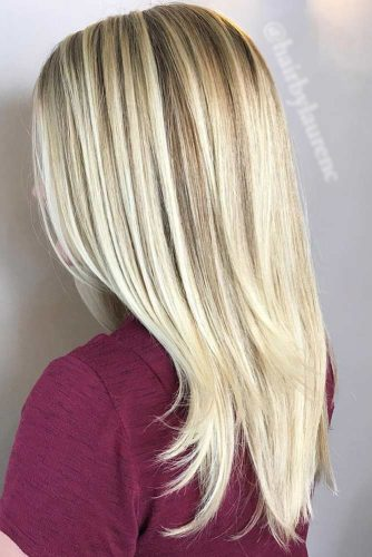 Layered Hairstyle