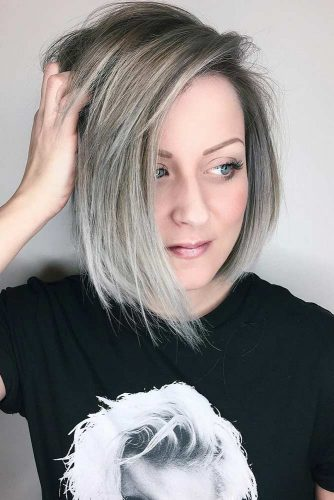 Ash Grey Highlights