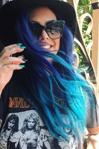 Deep Blue – as Blue Sapphire