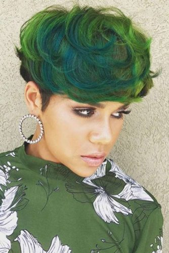 Deep Green Color – Chrome