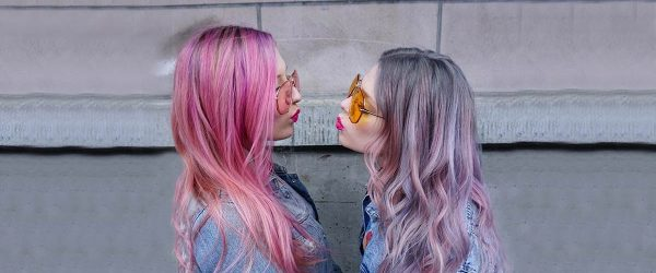 Pastel Hair Colors - Quartz Colors Inspiration