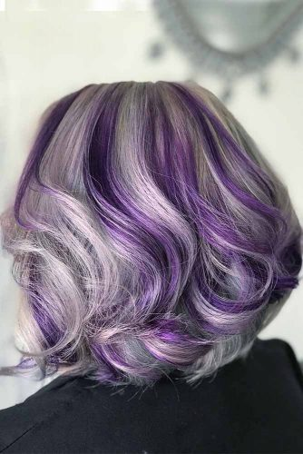 Add Some Color for Your Shoulder Length Hair picture3